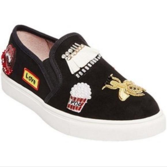 Betsey Johnson Cooper Sneaker Shoes